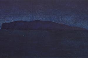 Mars, nuit gaspésienne